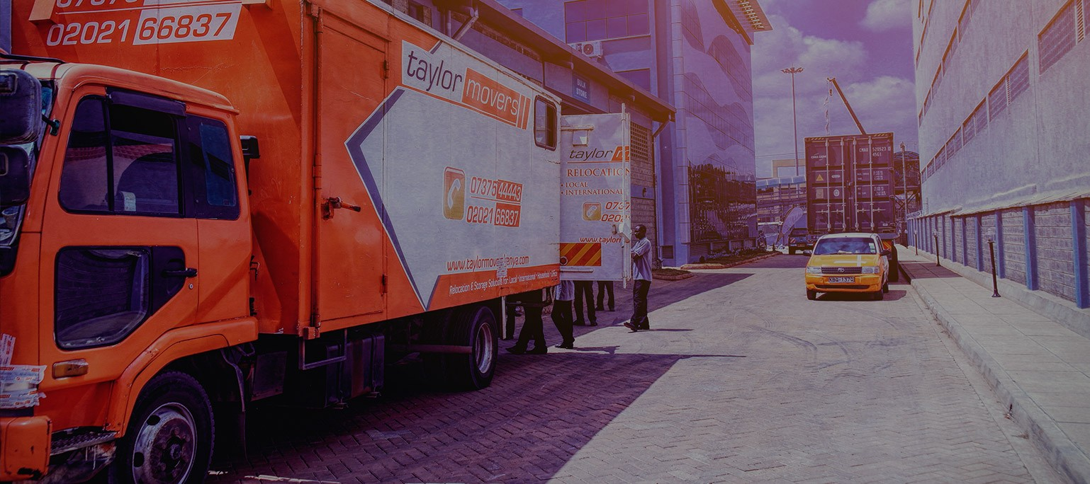Taylor Movers - Moving Services in Nairobi / Moving Company